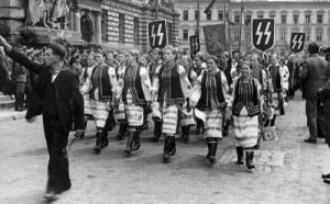 В центре Одессы пройдет марш в честь дивизии СС
