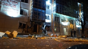 В Одессе взорвали офис волонтеров, которые помогали военным в АТО