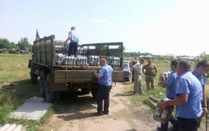 В Херсонской области неизвестные «мстители» уничтожили «точку», где продавали алкоголь военным