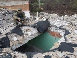 Террористы 4 часа обстреливали Широкино. Есть жертвы