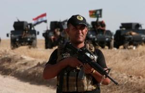 Ирак начал операцию по освобождению Мосула от боевиков ИГИЛ (ВИДЕО)