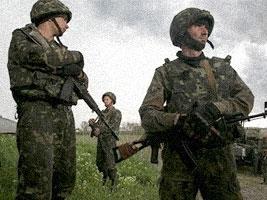 За время антитеррористической операции погибли 14 украинских военных, 66 получили ранения