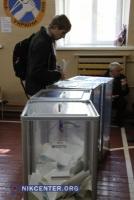 В Херсонской области по состоянию на 12.00 проголосовало 17,2% избирателей
