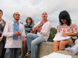 В Николаеве впервые прошла акция «Музыкальная улица»