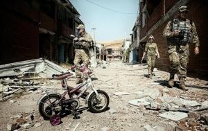 За минувшие сутки боевики 11 раз открывали огонь в зоне АТО. Украинские военные на провокации не отвечают