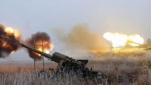 За сутки в зоне АТО боевики 71 раз обстреляли позиции украинских военных