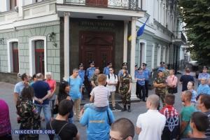 Одесский Евромайдан обратится в Генпрокуратуру Украины, чтобы вызволить Гончаревского