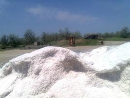 На Херсонщине возрождают добычу соли