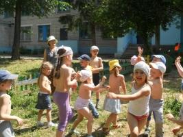 Какие детские сады Херсона будут работать до конца июля: список