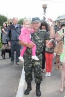 Николаевские военные  получили новые квартиры. Первые среди других украинских служивых