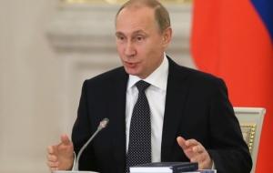 Путин заявил, что украинская армия - это