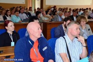 Церемонию открытия третьего Балтийско-Черноморского экономического форума провели в «заминированном» Херсонском горсовете. ФОТОРЕПОРТАЖ