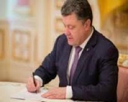 Президент Украины подписал закон о правах внутренних переселенцев