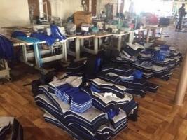 СБУ обнаружила в Одесской области 4 подпольных швейных цеха