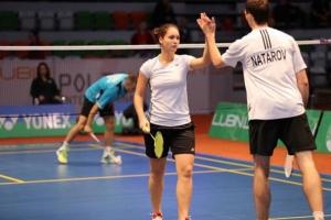 Николаевская бадминтонистка Юлия Казаринова выиграла Кубок Украины