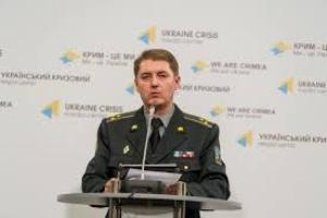 За минувшие сутки в зоне АТО погиб один украинский военнослужащий, один ранен и один получил контузию