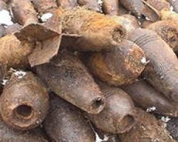 Под Николаевом опять нашли боеприпасы времен ВОВ