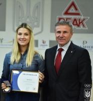 Николаевскую саблистку Ольгу Харлан включили в международный «Зал славы»