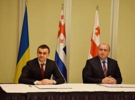Губернатор Николаевской области подписал с главой правительства Аджарии соглашение о сотрудничестве