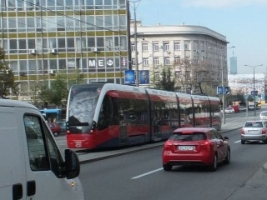 На улицах Николаева появятся пятивагонные трамваи