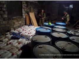 В Одесской области пограничники обнаружили контрабанду сигарет и спирта на 338 тысяч гривен