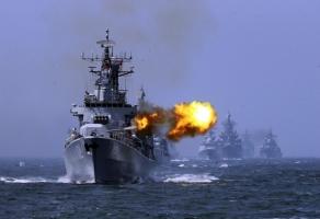 В Черном море начались военно-морские учения НАТО