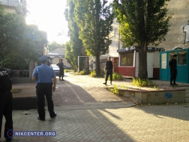 Подозрительный пакет обнаружили на Советской. Место происшествия оцепили сотрудники милиции (обновлено)