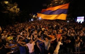 Акции протеста в Армении проходят уже в пяти городах