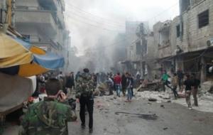 В Дамаске произошла серия взрывов. Есть жертвы