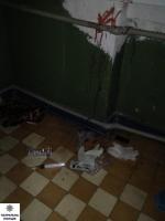 В Николаеве патрульная полиция задержала двух наркоманов