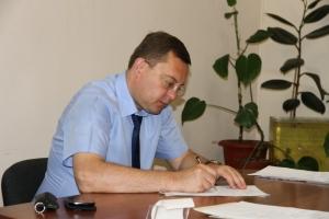 Первый заместитель Николаевского городского  головы Юрий Андриенко уволился