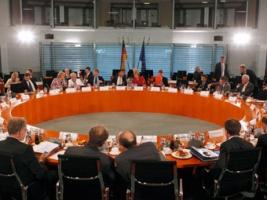 Правительство Германии призывает Россию воздержаться от эскалации конфликта в Украине