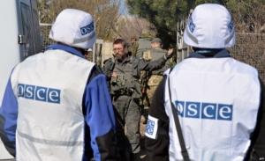 Боевики блокируют въезд на территорию ДНР для представителей ОБСЕ