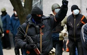 Прокуратура открыла уголовное производство по факту нападения на воинскую часть в Артемовске