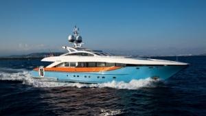 В Николаевской области мошенники хотели незаконно завладеть итальянской яхтой