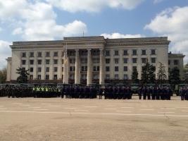 Правоохранители со всей Украины провели совместный инструктаж в Одессе