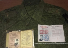 В Донецкой области задержан КамАЗ с боеприпасами, который сопровождал майор армии РФ