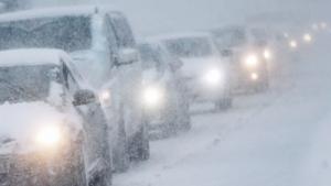 Введены ограничения движения транспорта в Николаевской, Одесской и Херсонской областях
