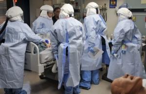 ВОЗ: число инфицированных Эболой превысило 10 тысяч человек