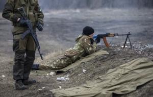 Со вчерашнего вечера боевики 9 раз обстреляли позиции украинских военных