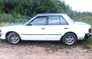 В Николаевской области неизвестные угнали автомобиль, угрожая водителю ножом