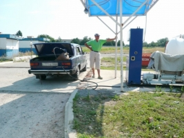 В Херсонской области прикрыли три нелегальные газозаправки