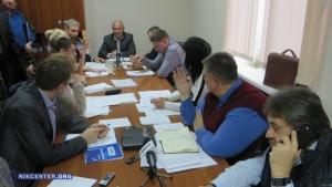 В Николаеве депутаты от «Оппоблока» провалили голосование по механизированной уборке дорог