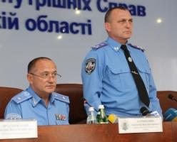 Экс-глава николаевской милиции Артур Мериков переведен в Херсон