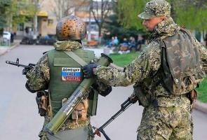 В Донецкой области боевики захватили комбинат