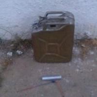 Террористы пытались взорвать одесский военкомат