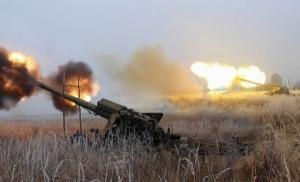 На Дебальцевском плацдарме продолжаются бои - ИС