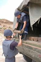 В Николаевской области обезврежено 45 единиц взрывоопасных предметов