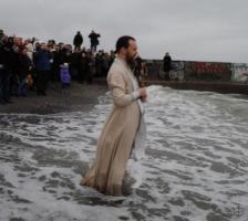 Крещенские купания пройдут на трех одесских пляжах и на Морвокзале