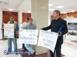 Общественники потребовали от министра здравоохранения люстрировать главврачей николаевских больниц